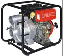 雷阵雨汽油发电机水泵|上海应急抢险水泵汽油发电机
