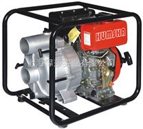暴雨抢险汽油发电机水泵|悍莎汽油抗洪发电机水泵