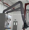 sh-c-8-不锈钢移动式布袋除尘器