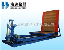【福建】斜麵衝擊試驗台/紙品包裝檢測儀器/優質廠家