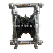 第三四五代新型不锈钢气动隔膜泵