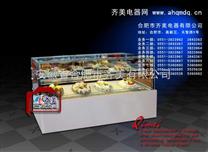 姜堰/靖江/兴化哪里有卖超市冷柜,冷藏展示柜,保鲜柜,厂家价格多少钱一台?