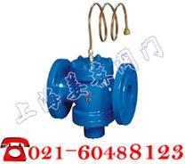 全銅自力式壓差控製閥\內螺紋自力式壓差平衡閥
