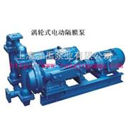 涡轮式不锈钢防爆电动隔膜泵