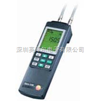 testo 521压力计 德图521-1差压仪 testo521压差测量仪