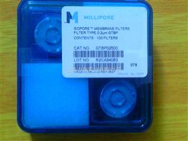 25mm*0.2umMillipore黑色聚碳酸酯滤膜GTBP02500/25mm*0.2um