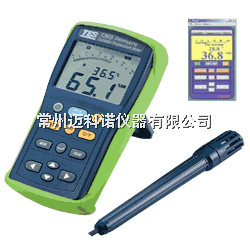 TES-1364/1365 温湿度计