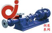 I-1B浓浆泵 不锈钢浓浆泵 转子泵厂家