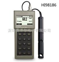 哈纳HANNA HI98186型便携式高精度溶解氧测定仪