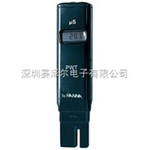 哈纳HANNA HI98308笔式电导率测定仪|HI98308笔式电导率检测仪【纯水】