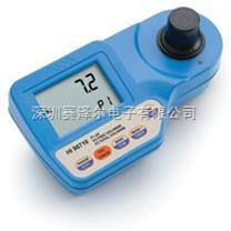 哈纳HANNA HI96710(HI96710D)余氯总氯/酸度三合一微电脑测定仪