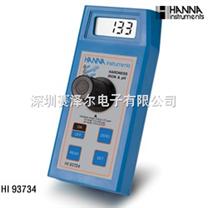 哈纳HANNA HI93734余氯总氯测定仪