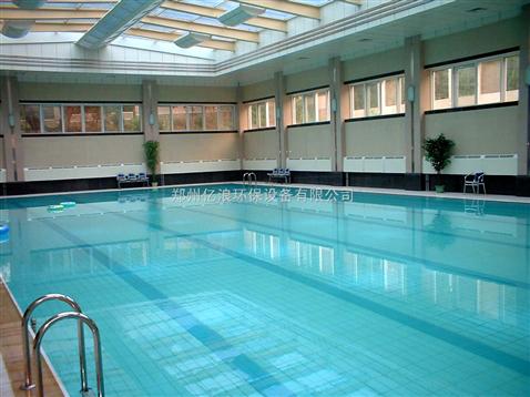 室內泳池循環水處理設備,游泳池循環水處理圖片
