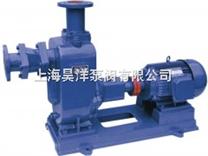 ZW型无堵塞自吸杂质泵