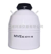 液氮冻存罐XC47/11-10