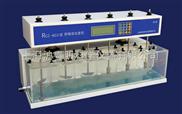 上?;坪CZ-6C3型药物溶出度仪/黄海RCZ-6C310(室温)-45℃六杯智能药物出度仪