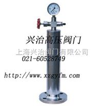 不锈钢水锤消除器15000456260