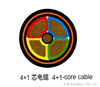 MHYVR矿用阻燃电话电缆MHYVR