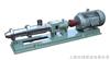 FG型不锈钢单螺杆泵