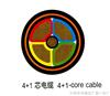 HYA53 50*2*0.4铠装通信电缆HYA53