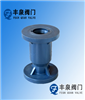 H42F塑料立式止回阀(RPP,UPVC,CPVC,PVDF)