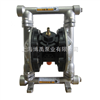 QBY气动隔膜泵型号参数及工作原理
