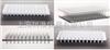 96孔PCR板 无裙边 高管 0.2ml
