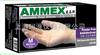 AMMEX一次性乳胶手套(轻薄耐用无粉麻面型)TLFCV TLFCHD