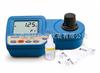 HI 96725 微电脑余氯-总氯(Cl2)-酸度(pH)-氰尿酸(Cys)浓度测定仪