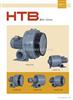 HTB全風HTB系列透浦多段式鼓風機